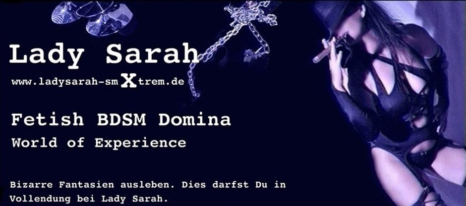 Lady Sarah SM-Xtrem